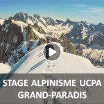 Stage alpinisme UCPA pour réaliser son premier 4000 : Le Grand Paradis (4061 m)