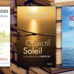 Découvrez les 5 livres sélectionnés pour la Toison d'Or 2017 du livre d'aventure