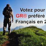 Randonnée : Votez pour le GR® préféré des Français en 2017