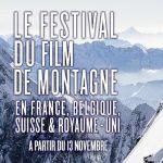 Le Festival Montagne en Scène est de retour dès le 13 novembre au Palais des Congrès de Paris, puis en tournée en France, Suisse, Belgique et Royaume-Uni !