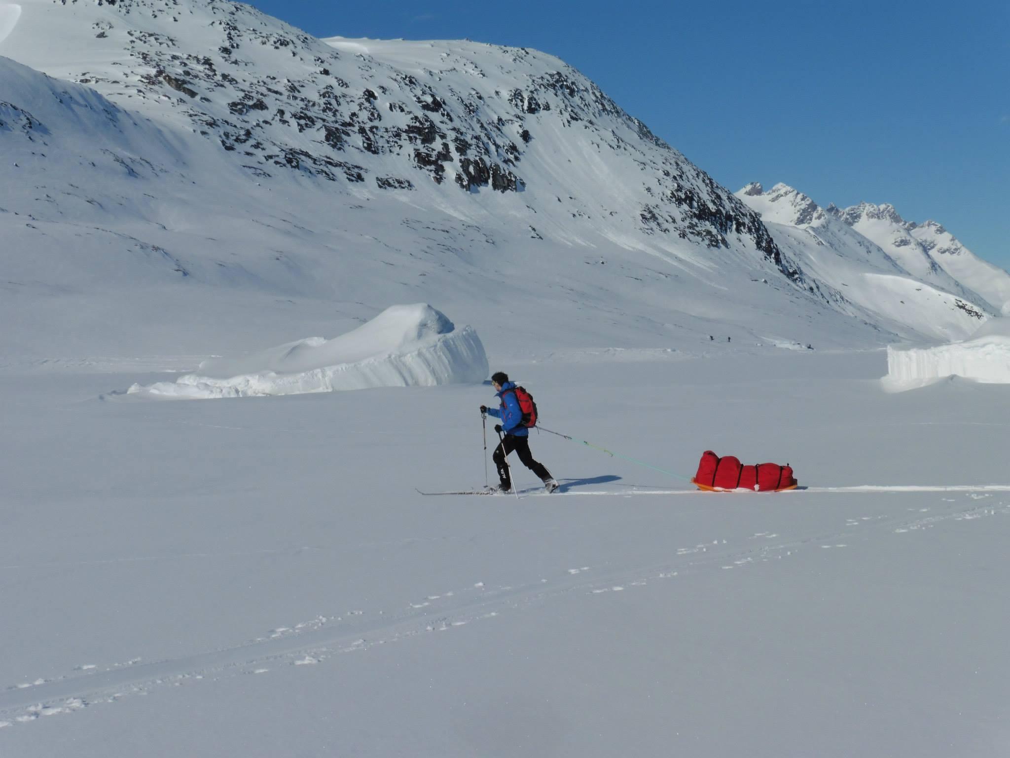 f5353e13c4 Matthieu Tordeur : Tentative de Première Française sur la Traversée de  l'Antarctique en solitaire, sans assistance et en totale autonomie