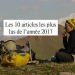Les 10 articles les plus lus de l'année 2017