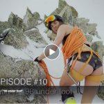 Rancho Webshow : Un épisode haute montagne avec 55° de pente pour en avoir plein les yeux !