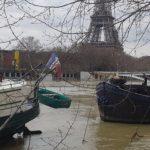 Photos de Paris sous les Eaux en janvier 2018