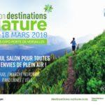 Le salon Destinations Nature 2018 de Paris : le rendez-vous des randonneurs !