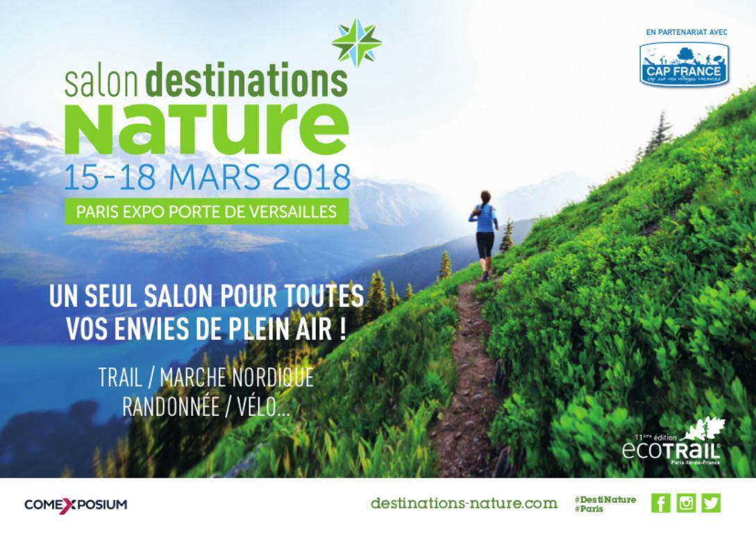 Le Salon Destinations Nature 2018 De Paris Le Rendez Vous