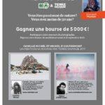 Une bourse de 5 000 € offerte par Iris et Terre Sauvage à un jeune photographe passionné de nature
