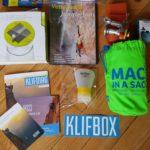 Klifbox Unboxing Avril 2018 : Découvrez le contenu de la dernière box pour les grimpeurs