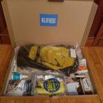 Klifbox Unboxing Juillet 2018 : Découvrez le contenu de la dernière box pour les grimpeurs