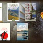 Les 5 livres sélectionnés pour concourir à la Toison d'Or du livre d'aventure vécue 2018