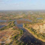 Le français Jerry Swift a traversé l'intégralité du delta de l'Okavango