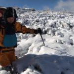 L'aventurier et explorateur Belge Louis-Philippe Loncke réussit la première traversée hivernale de la Tasmanie en 52 jours