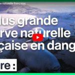 Il faut sauver la plus grande réserve naturelle française