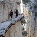 ESPAGNE – Le Caminito del Rey est-il toujours le chemin le plus dangereux du monde ?