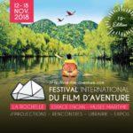 Le palmarès du Festival International du Film d'Aventure 2018 de La Rochelle vient d'être dévoilé