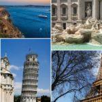 Top 10 des attractions touristiques les plus appréciées et les plus décevantes au monde