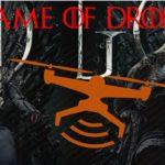 Game Of Drones : Liste des meilleurs drones 2019 avec caméra