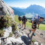 Départ du Red Bull X-Alps 2019, l'une des courses d'aventures les plus dures au monde