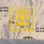 Nuit de la Glisse 2019 – 40 ans d'images / Pushing the Limits Festival