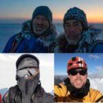 Une équipe Belgo-Française annonce qu'ils partent en arctique à la rescousse des soldats Mike Horn et Borge Ousland
