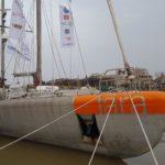 Les premières photos du bateau d'expédition Tara qui est de retour à Paris : Exposition et visite possible