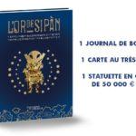 Nouvelle chasse au trésor 2021 : L'Or de Sipán d'une valeur de 50.000 €